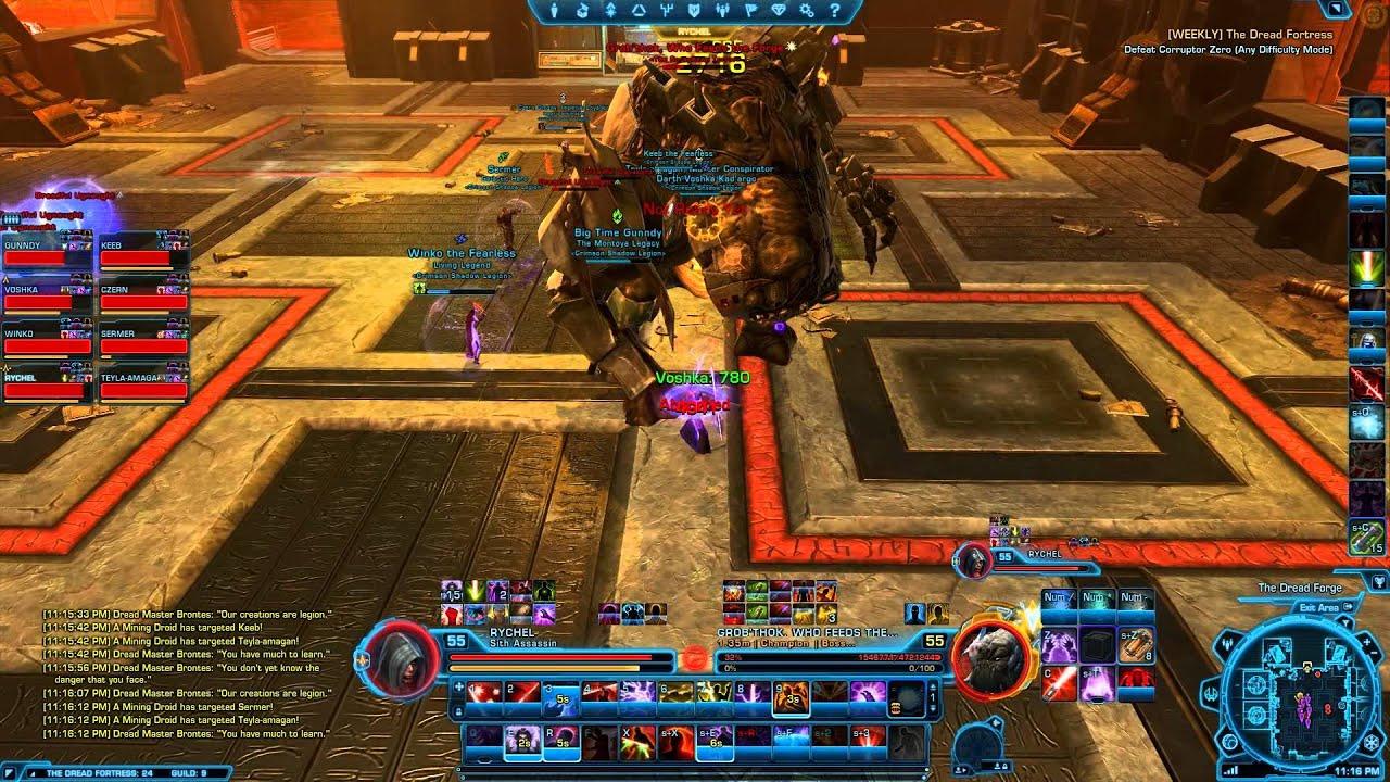 Download CSL Kills NiM Grob'thok