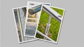 видео Лестницы из нержавеющей стали: цена изготовления комплектующих
