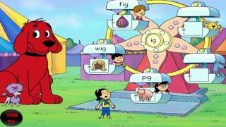 Clifford The Big Red Dog full episodes - Clifford ferris wheel