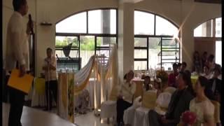 Pastor.Irving & Carmen De Mesa's 50th wedding Anniversary