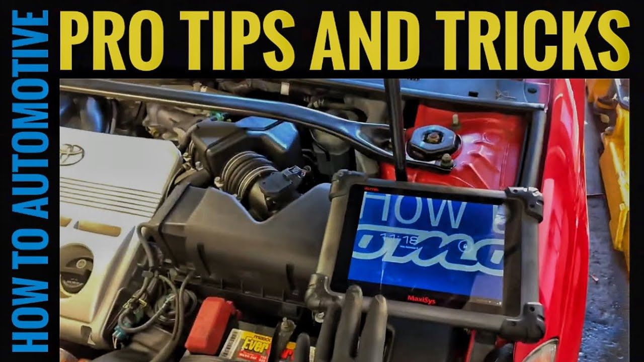 Fixing Cars Tips and Tricks - YouTube