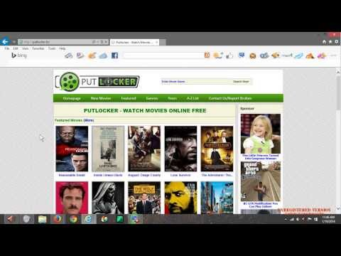 How to Popup Block Putlocker on Internet Explorer - Tutorial streaming vf