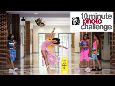 10 Minute Photo Challenge: Bring It! Cast Crashes Black Tie Event (Reality TV)