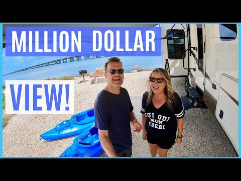 FAVORITE RV CAMPGROUND! BAHIA HONDA STATE PARK | FLORIDA KEYS (RV LIVING FULL TIME)