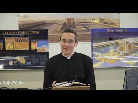 Catechism Class - St. Joan of Arc, FSSP- The 7 Jewish Feasts in Leviticus