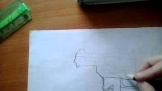 Как нарисовать оружие(, 2013-04-16T16:44:49.000Z)