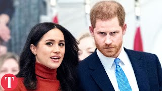What Meghan Markle And Prince Harry's Split From The Royals Really Means