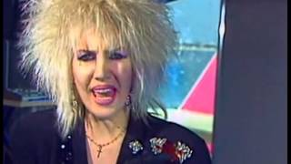 Spagna (Ivana Spagna) - Call me (1987 French TV)