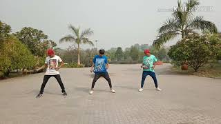 Punjabi tadkaa New Odia song dance Choreography by Anil Nayak black and white dance academy