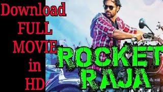 Rocket Raja (Thikka) Full Hindi Dubbed Movie Download | By ABHIADVISE