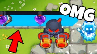 THE IMMORTAL ARMY CHALLENGE!! You Actually Can't Pop These Many Bloons??? - Bloons TD 6