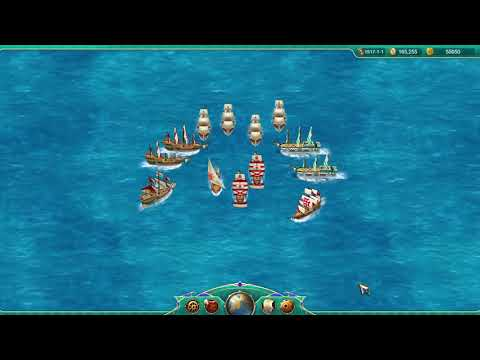 Uncharted Ocean Gameplay (PC Game)