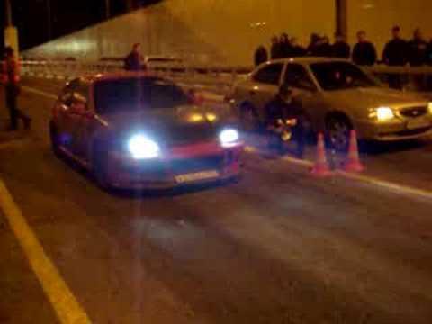 Hyundai Accent vs HONDA Civic 5