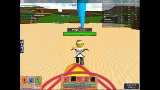 Roblox:Tran chien cua phap su :Elemental Battlegrounds:NHT Gaming