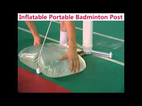 AirGoal Badminton.avi