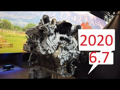 2020 F250-350 Engine Changes and Specs (1000FtLbs!!)