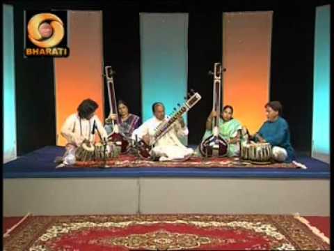 sitar prince of pakistan ustad latif khan raag raswati ras from pakistan and wati from india
