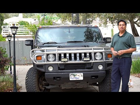 How To Replace | Upgrade HUMMER H2 License Plate Lights To LED | H2 LED Upgrade
