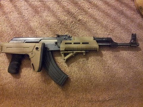 Magpul Furniture Upgrade Nornico MAK 90 AK47