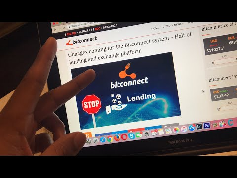 R.I.P BitConnect OVER❗️Scammed❗️W TF❓❗️