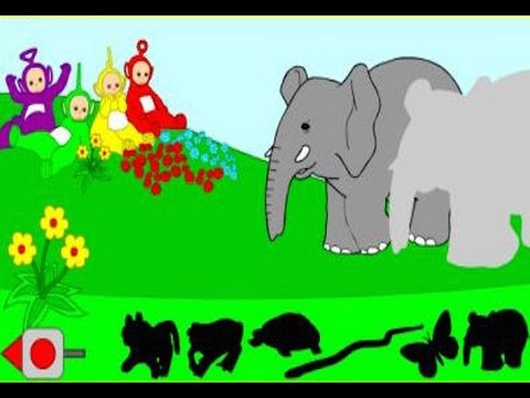 teletubbies animal parade best games for kids philip