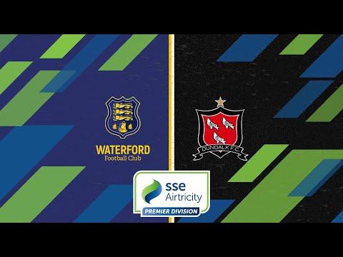 Premier Division GW26: Waterford 1-1 Dundalk