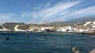 Mexico Travel: Fishermen and wind farms in Tenerife