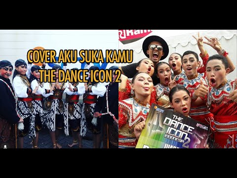 """Cover """"Aku Suka Kamu"""" The Dance Icon Indonesia 2 - Proses"""