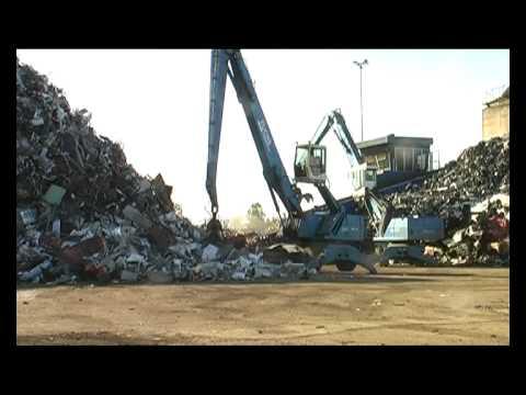 Stena Recycling i Malmö !