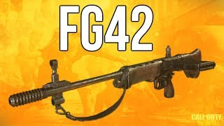 WW2 In Depth: FG42 Assault Rifle Review (Call of Duty: WWII)