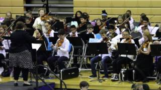 Rhythm and Blues – Combined Elementary Beginning Orchestras