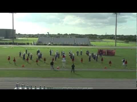 West Side Story - Cape Coral High School Marching Band 2012 - Lehigh Invitational Competition