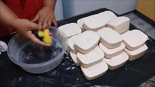 RECEITA GRANDE: Sabão de sal e açúcar