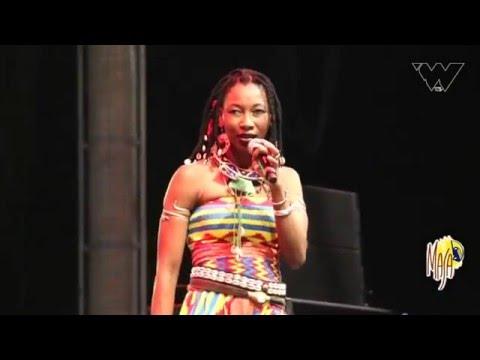 Fatoumata Diawara MASA 2016