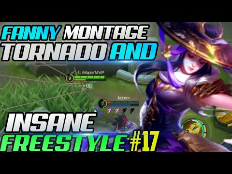 Instane Freestyle Maze | Montage#17 | Mobile Legends Bang Bang thumbnail