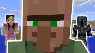 Minecraft: A GIANT PROBLEM MISSION! - Custom Mod Challenge [S8E52]