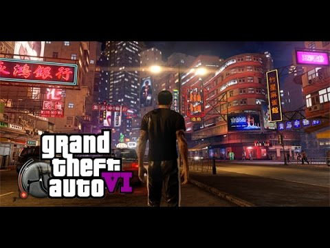 Gta VI trailer oficial de Rockstar Games Xbox One, PS4 - Gameplay Trailer