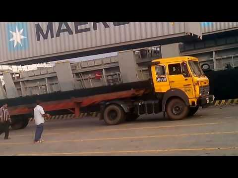 চট্টগ্রাম বন্দর । Chittagong sea port live ship and container handling