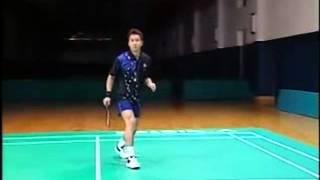 李玲蔚羽毛球1輕松入門篇 16基本步伐