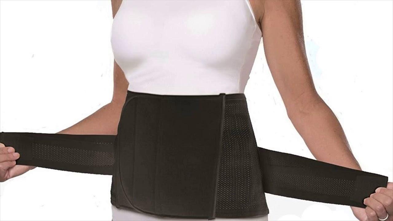 84b52351fc4 Breathable Elastic Maternity Support Belt Postpartum Wrapper Abdomen  Slimming Belt- Rating