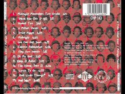 A Tribe Called Quest- Lyrics to Go