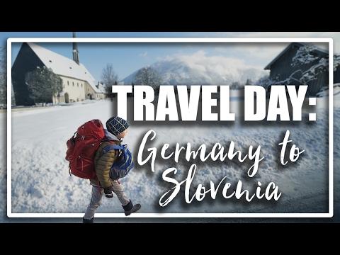 TRAVEL DAY: Germany to Slovenia
