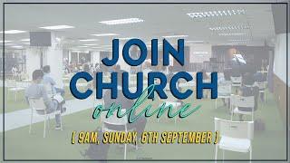 Emmanuel EFC Live - Prayer I: The Foundations of Prayer - Pastor Yu Jin // 6th Sept 2020