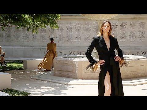 Sonia Rykiel L'Atelier   Haute Couture Fall Winter 2018/2019 Full Show   Exclusive