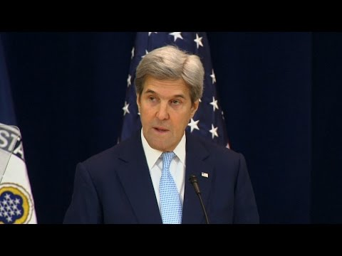 Kerry on why US abstained from UN resolution on Israel