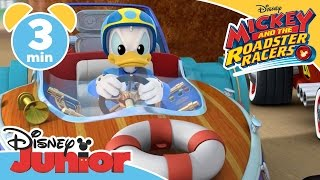 Mickey and the Roadster Racers   Giant Meatball   Disney Junior UK