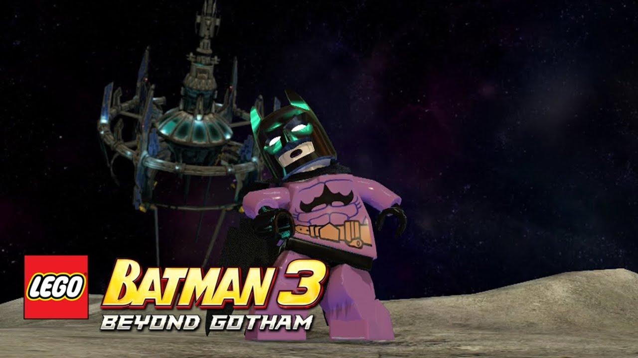 moon base lego batman 3 - photo #3