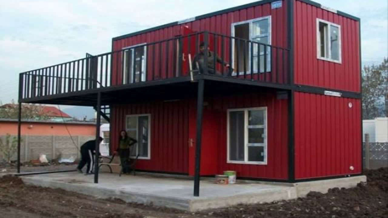 Best Kitchen Gallery: Shipping Container Homes Stacked Youtube of 32 X 40 Shipping Container Homes on rachelxblog.com