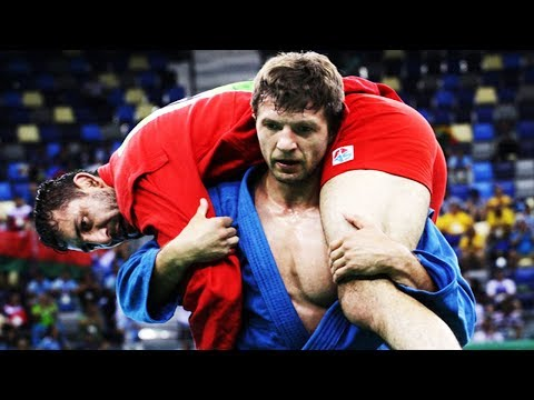 SAMBO - THE MOST POWERFUL MARTIAL ART