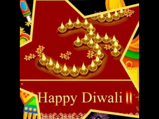 Happy Diwali WhatsApp status video 2018 || heart status